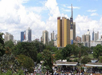 Nairobi, Kenya Met Area CROPPED