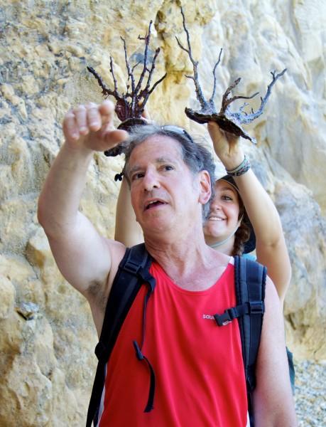Lamont geochemist Steve Goldstein led the trip. (Daniel Norcroft)