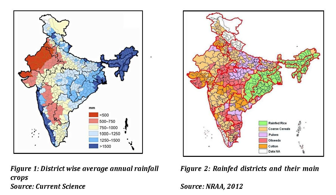 in india reducing the dependency on monsoon precipitation