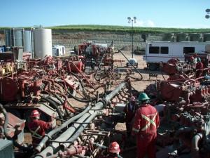 Fracking in the Bakken Shale