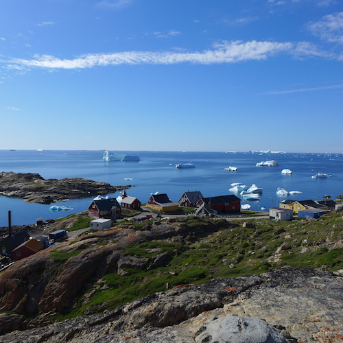 The Community of Upernavik (Photo M. Turrin)
