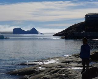 The Kullorsuaq waterfront. (Photo M. Turrin)