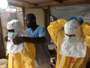 Ebola in Guinea. Photo: EU Humanitarian Aid and Civil Protection
