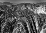 Zagros mountains folded_mountain CC