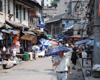 Street life in old Chongqing. Photo: Bert van Dijk/flikr
