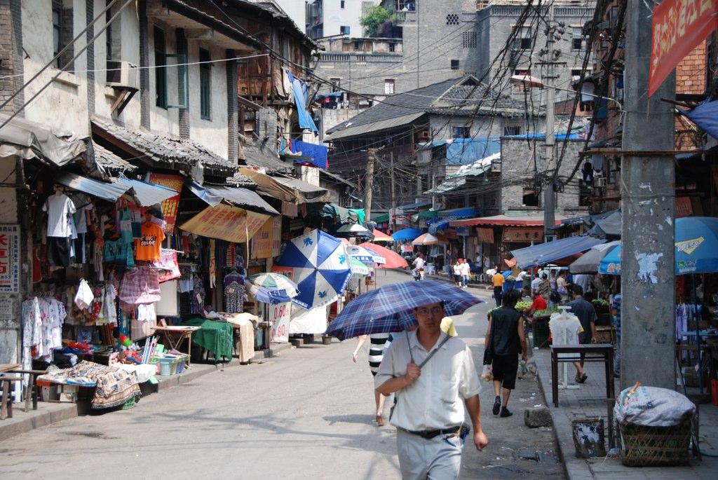 life in chongqing
