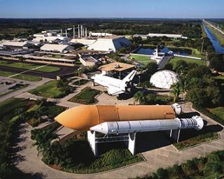 Kennedy Space Center. Photo: NASA