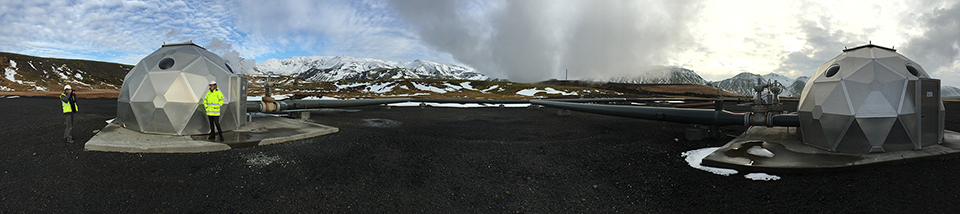 Panorama by Martin Stute, Lamont-Doherty Earth Observatory. CLICK FOR LARGER SIZE