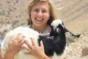 Alyssa Menz Goat