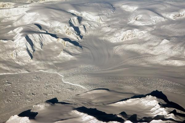 West Antarctica NASA Michael Studinger
