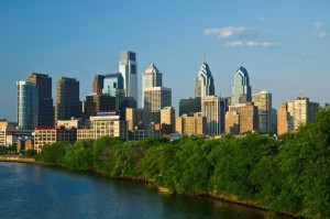 philly skyline