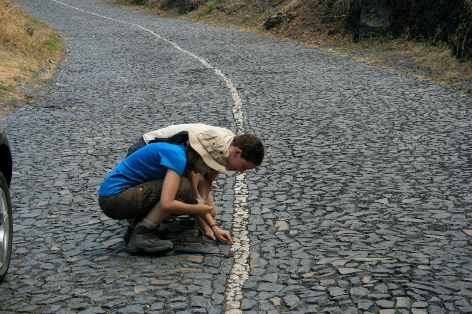 volcanic rock road 960