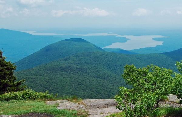Ashokan Reservoir in the NYC Watershed. Photo: Peter Radocaj