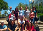 ISRAEL group shotlectures at Tel Aviv University