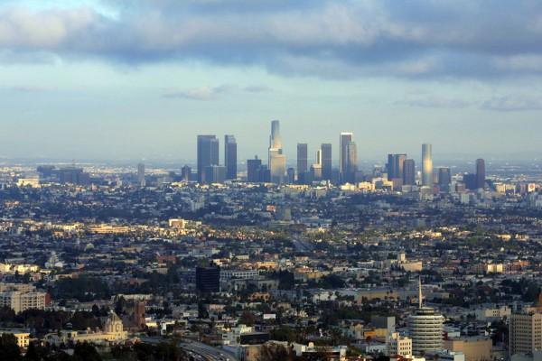 Los Angeles. Photo: Thomas Pintaric