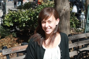 MS in Sustainability Management student Laura Tajima