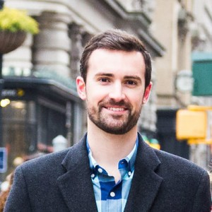 M.S. in Sustainability Management alum John Haugen ('13)