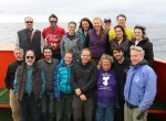 Antarctica, NBP1503 science team