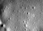 MESSENGER's last image of Mercury. (NASA)