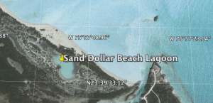 (Photo 3-Caption: Satellite image of Sand Dollar Beach. Photo: Google Earth