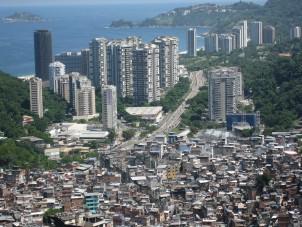 Slums in Brazil. Photo: AliciaNijdam