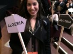 Logan Brenner is acting as part of an Algerian delegation to climate talks.