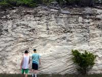 Exhuma, Bahamas, geology