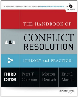 Conflict Resolution in the Arab World: a Knowledge-Sharing