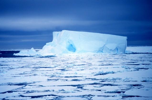 Iceberg off Antarctica. Photo: NOAA