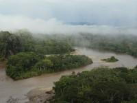 Fog in the Amazon River Basin. Dallas Krentzler/CC-BY-2.0