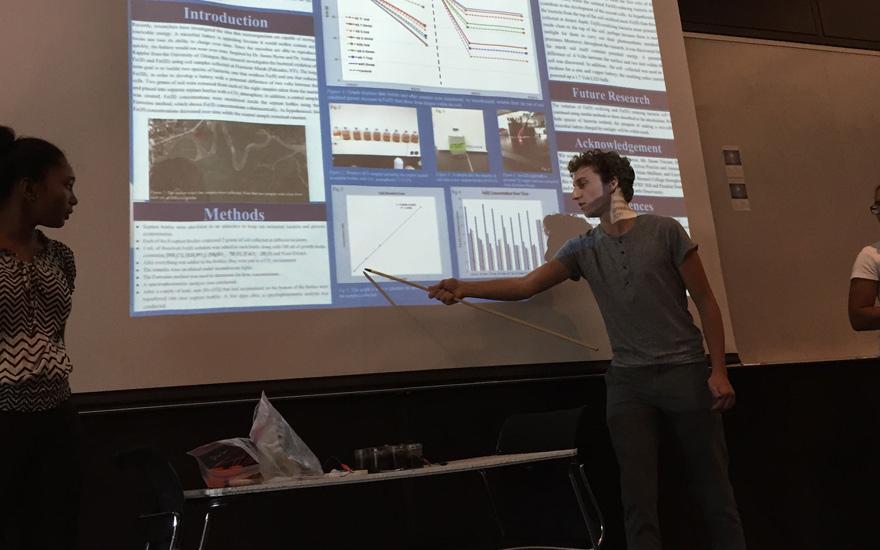 SSRFP 2015 Presentations