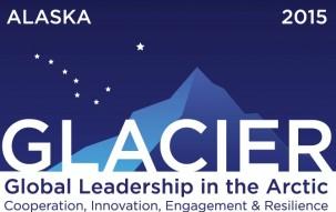 GLACIER Conference logo