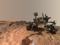 NASA's Curiosity Mars rover. Photo: NASA