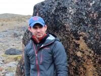 Nicolas Young in Greenland