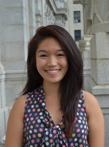 Current MS in Sustainability Management Student Jocelyn Gan