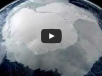 Antarctic ice video