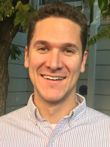 MS in Sustainability Management alumnus James Kocher ('13)