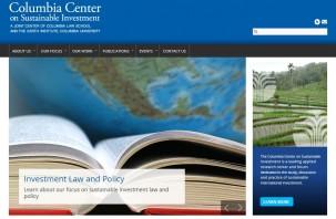 CCSI webpage snip