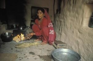 Indoor air pollution in India Photo: Jean-Etienne Minh-Duy Poirrier