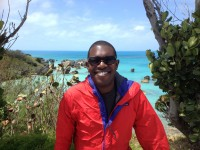Current MS in Sustainability Management Student Kwesi Blair