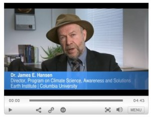 Watch a video abstract of the paper delivered by James Hansen.
