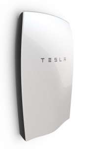 The Tesla Powerall battery