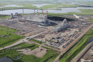 Boundary Dam Power Station, Saskatchewan. Image courtesy of SaskPower