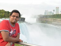 Current MS in Sustainability Management Student Ajay Ranjith Vempati