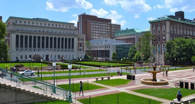Columbia University Campus