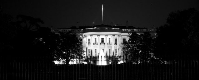 The White House. Photo: .craig/flickr/Creative Commons