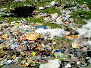 Plastic comprise 13 percent of municipal solid waste.