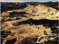 Pollution from the Summitville gold mine in Colorado led the federal Environmental Protection Agency to declare the mine, whose owner had declared bankruptcy in 1992, a Superfund cleanup site.