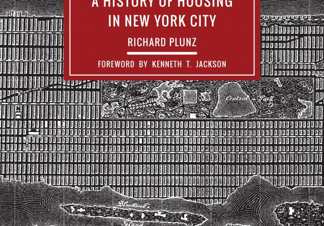 """Richard Plunz will talk about the newly revised edition of his """"History of Housing in New York City"""" Wednesday, Oct. 19, at 6:30 p.m. at the Museum of the City of New York. For details and to register, visit the museum's website."""