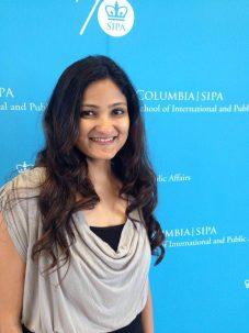 ESP Student Neerada Poduval
